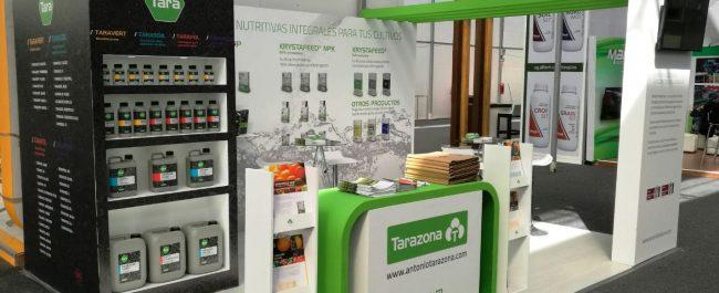 Tarazona participa en ExpoAgralimentaria Mexico