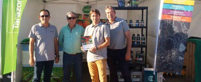 Tarazona participa en las jornadas IRTA 2017