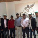 Tarazona visita instalaciones Green Iap