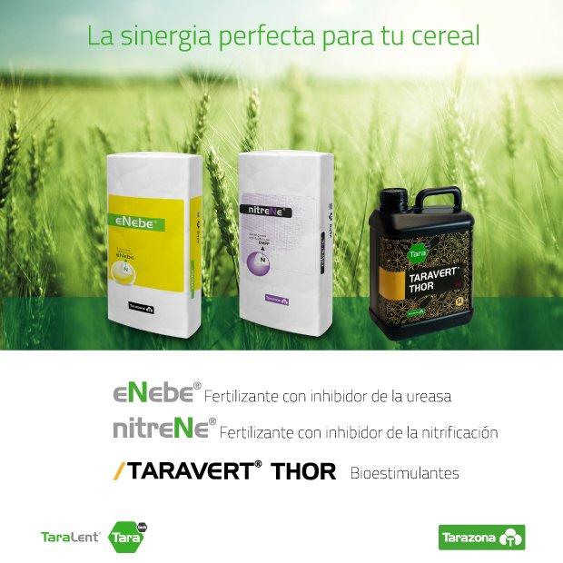 fertilización con nitrógeno