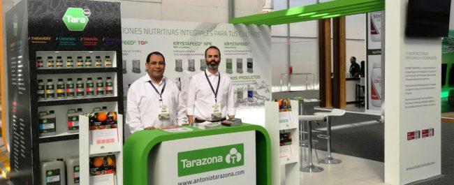 equipo comercial Tarazona