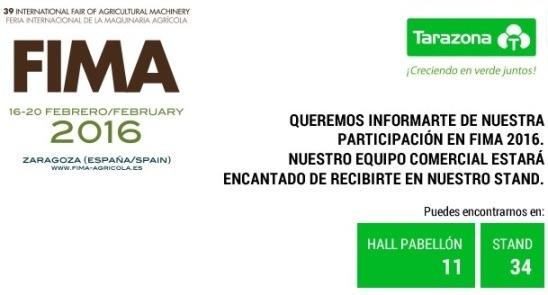 tarazona fima2016 invitacion OK NOTICIA. cabecera